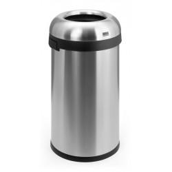 Simplehuman Afvalbak Open Top 60 liter