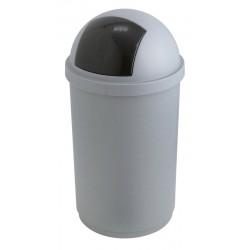 Push-Bulletbin afvalbak