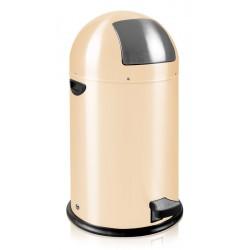 Kickcan Pedaalemmer 33 liter EKO creme