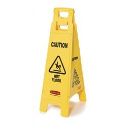 Vierzijdig waarschuwingsbord