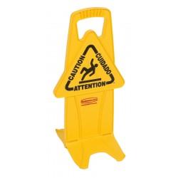 Stabiel waarschuwingsbord