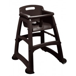 Sturdy Chair Kinderstoel zwart