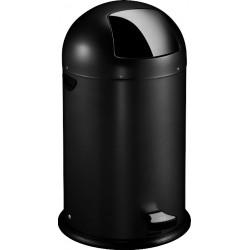 Eko Kickcan 33 liter zwart