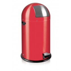 EKO Pedaalemmer Kickcan 33 liter rood