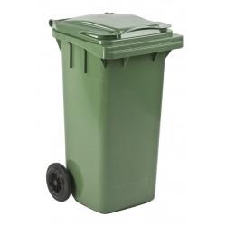 Mini-container 120 liter groen