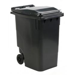 Mini-container 360 liter grijs