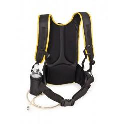 Rubbermaid Flow Backpack 5,6 liter geel, zwart