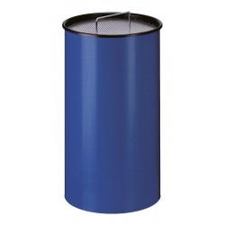 Zandasbak 50 liter blauw